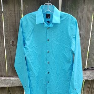 f2b0621c068aa jf j.ferrar Shirts - JF J. Ferrar Easy-Care Solid Dress Shirt